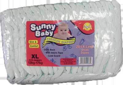 Nappy Factory Shop - Pietermaritzburg. Sunny Baby Premium ...